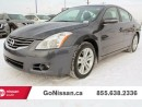 Used 2012 Nissan Altima 3.5 SR for sale in Edmonton, AB
