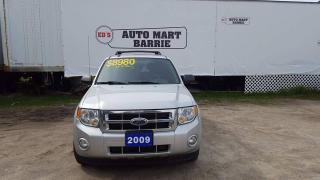 Used 2009 Ford Escape XLT for sale in Barrie, ON