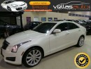 Used 2013 Cadillac ATS 3.6L**LUXURY**AWD**NAVI**SUNROOF** for sale in Woodbridge, ON