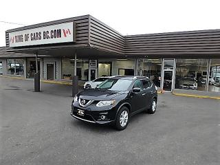 Used 2016 Nissan Rogue SV AWD for sale in Langley, BC