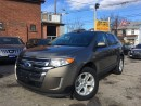 Used 2013 Ford Edge SEL, PanoramicRoof, Leather, Navi, Camera&FordWarr for sale in York, ON