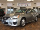 Used 2013 Nissan Sentra SR- AUTO! ALLOYS! A/C! BLUETOOTH! CRUISE! for sale in Belleville, ON