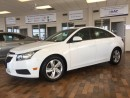 Used 2014 Chevrolet Cruze - TURBO! DIESEL! REMOTE START! HEATED LEATHER! for sale in Belleville, ON