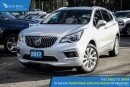 New 2017 Buick Envision Premium II Navigation, Sunroof, and Heated Seats for sale in Port Coquitlam, BC