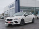 Used 2017 Subaru Impreza WRX WRX STI for sale in Stratford, ON