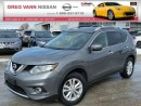 Used 2014 Nissan Rogue SV FWD w/panoramic roof,heated seats,rear cam,sport mode for sale in Cambridge, ON