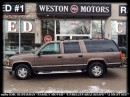 Used 1998 GMC Suburban *FAMILY MOVER *UNBELIEVABLE SHAPE *A MUST SEE!!! for sale in York, ON