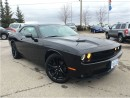 Used 2016 Dodge Challenger *SXT*CLEARANCE PRICED*DEMO ONLY 2840 KMS*BLACKTOP for sale in Mississauga, ON