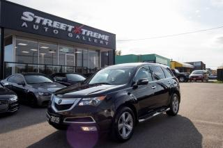 Used 2010 Acura MDX Tech Pkg|7 PASSSENGER|NAVI|ACCIDENT FREE|SUNROOF for sale in Markham, ON