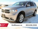 Used 2016 Dodge Durango Limited for sale in Edmonton, AB