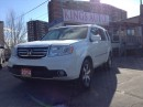 Used 2014 Honda Pilot 8 PASS, NAVI, BACK-UP CAM, SUNROOF, LEATHER for sale in Scarborough, ON