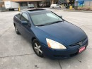 Used 2003 Honda Accord leather, Automatic, sunroof, certified, 3 years wa for sale in North York, ON