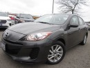 Used 2013 Mazda MAZDA3 GX-Bluetooth-Alloys-NEW tires for sale in Mississauga, ON