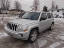 Used 2010 Jeep Patriot NORTH EDITION for sale in Strathroy, ON