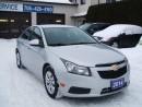 Used 2014 Chevrolet Cruze LT,  Turbo for sale in Beaverton, ON