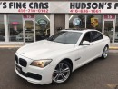 Used 2012 BMW 750i xDrive for sale in North York, ON