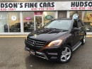 Used 2012 Mercedes-Benz ML 350 ML350 BlueTEC for sale in North York, ON
