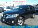 Used 2015 Nissan Pathfinder SV 7 Pass.4x4 Camera/Btooth for sale in Mississauga, ON