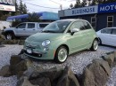 Used 2014 Fiat 500 Lounge for sale in Parksville, BC