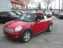 Used 2010 MINI Cooper Convertible for sale in London, ON