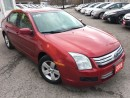 Used 2008 Ford Fusion SE/AUTOLOADED/ALLOYS for sale in Pickering, ON