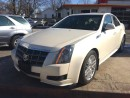 Used 2010 Cadillac CTS 4 LUXURY AWD for sale in St Catharines, ON