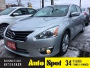 Used 2015 Nissan Altima 2.5 S/MOONROOF/LOADED ! for sale in Kitchener, ON