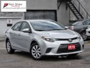 Used 2016 Toyota Corolla LE HEATED SEATS, BACKUP CAMERA for sale in Toronto, ON