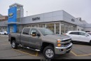 New 2017 Chevrolet Silverado 2500HD LT for sale in Kamloops, BC
