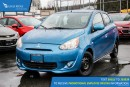 Used 2014 Mitsubishi Mirage SE Heated Seats and Air Conditioning for sale in Port Coquitlam, BC