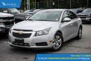 Used 2013 Chevrolet Cruze LT Turbo Satellite Radio and Backup Camera for sale in Port Coquitlam, BC