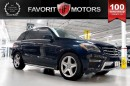 Used 2013 Mercedes-Benz ML-Class ML 350 BlueTEC 4MATIC | NAV | BACK CAM for sale in North York, ON