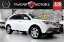 Used 2009 Acura MDX AWD Technology Pkg | 7-PASSENGER | NAV | BACK CAM for sale in North York, ON