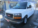 Used 2016 GMC Savana 3/4 TON WORK READY CARGO MOVER 2 PASSENGER 4.8L - VORTEC.. TOW SUPPORT.. BACK-UP CAMERA.. AUX INPUT.. for sale in Bradford, ON