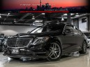 Used 2014 Mercedes-Benz S550 AMG|LWB|FULLY LOADED for sale in North York, ON