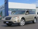 Used 2008 Subaru Outback 2.5i Touring for sale in Stratford, ON