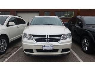 Used 2017 Dodge Journey CVP for sale in Concord, ON