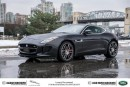 Used 2015 Jaguar F-Type Coupe R for sale in Vancouver, BC