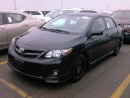 Used 2012 Toyota Corolla S ONE OWNER NO ACCIDENTS for sale in Waterloo, ON