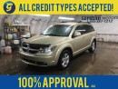 Used 2010 Dodge Journey SXT*V6*POWER DRIVER SEAT*POWER HEATED MIRRORS*HITCH RECEIVER* for sale in Cambridge, ON