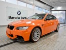 Used 2013 BMW M3 Coupe Fire Orange Limited Edition for sale in Edmonton, AB