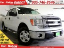 Used 2014 Ford F-150 XLT| 4X4| WE WANT YOUR TRADE| OPEN SUNDAYS| for sale in Burlington, ON