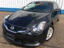 Used 2010 Nissan Altima 2.5 S Coupe *SUNROOF* for sale in Kitchener, ON