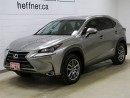 Used 2015 Lexus NX 200t Premium Package for sale in Kitchener, ON
