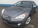 Used 2010 Hyundai Genesis Coupe 2.0T *LEATHER-SUNROOF* for sale in Kitchener, ON