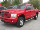 Used 2003 Dodge Ram 2500 SLT 4x4 Quad Cab for sale in London, ON