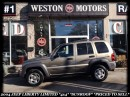 Used 2004 Jeep Liberty LIMITED *4X4 *SUNROOF *CERT & E-TESTED* for sale in York, ON
