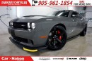 Used 2017 Dodge Challenger SRT HELLCAT| DESTROYER GREY| 707hp| LOADED!| for sale in Mississauga, ON