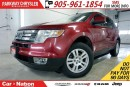 Used 2008 Ford Edge SEL| HEATED SEATS| DUAL CLIMATE| TOP SAFETY PICK| for sale in Mississauga, ON