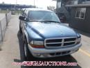 Used 2003 Dodge DAKOTA SLT QUAD CAB 4WD for sale in Calgary, AB